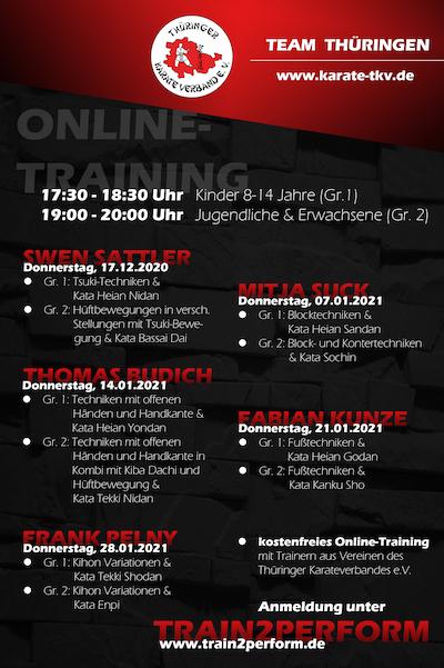 TKV Online Trainings