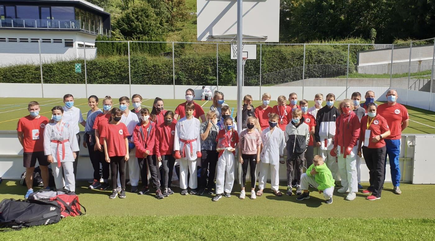Team TKV on Tour_Euro Cup_Thüringer Karateverband
